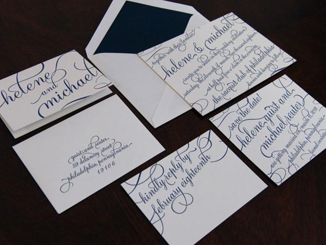 Fine Stationery Wedding Invitations: Fine Stationery & Gift Boutique